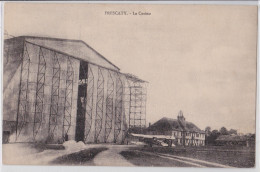 FRESCATY-METZ - Le Casino - Hangar - Avion - Aviation - Metz