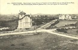 CARNAC PLAGE, Les Villas Fleurs D'Ajonc, Emilia, Jeanne D'Arc, L'agence De Carnac Plage - Carnac