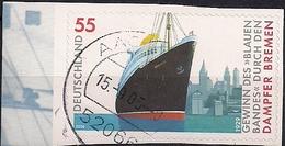 2004 Allem Fed. Mi. . 2417 Used  Booklet Stamp Selv Adhesive - BRD