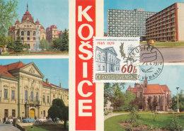 D26851 CARTE MAXIMUM CARD 1970 CZECHOSLOVAKIA - CITY OF KOSICE CP ORIGINAL - Architecture
