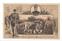 15876 - Armée Suisse Occupation Des Frontières 1914 Cuisine Roulante Grenzbesetzung - Weltkrieg 1914-18