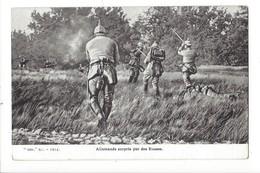 15877 - Allemands Surpris Par Les Russes - Weltkrieg 1914-18