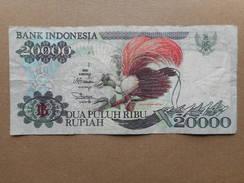 Indonesia 20000 Rupiah 1995 - Indonésie