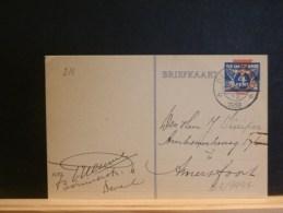63/999A    BRIEFKAART    4C  MET OPDRUK  1939 - Postal Stationery
