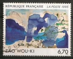 Timbres - France -  1995 - N° 2928 - - Oblitérés