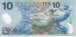 BILLETE DE NUEVA ZELANDA DE 10 DOLLARS DEL AÑO 1999-2006 (PATO-DUCK) (BANKNOTE) SIN CIRCULAR-UNCIRCULATED - Nueva Zelandía
