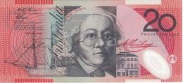 BILLETE DE AUSTRALIA DE 20 DOLLARS AÑOS 1994-96  (BANKNOTE) SIN CIRCULAR-UNCIRCULATED - Emisiones Gubernamentales Decimales 1966-...