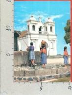 CARTOLINA VG GUATEMALA - CHIMALTENANGO - Fuente E Iglesia Parroquial De Patzun - 10 X 15 - ANN. 1986 - Guatemala