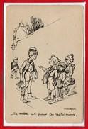 ILLUSTRATEUR -- POULBOT - A. TERNOIS - N° 82 - Poulbot, F.