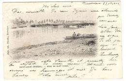 SÉNÉGAL - SAINT LOUIS - Pont De Guet N'Dar - Ed. Ch. Vinche, Verviers - Senegal