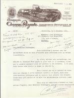 Brasserie De La Chasse Royale Auderghem Vers Brasserie Les Peupliers Anvers - Belgium