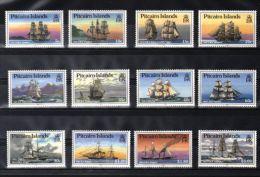 Pitcairn Islands - 1988 Ships MNH__(TH-3535) - Briefmarken