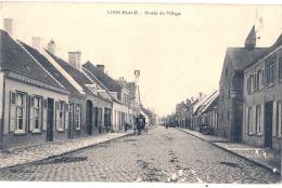 LOON PLAGE  Entrée Du Village - Pelurage - écrite - Other Municipalities
