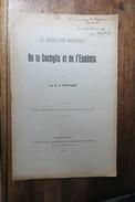 PLAQUETTE DESTRUCTION NATURELLE DE LA COCHYLIS ET DE L'EUDEMIS DR J FEYTAUD PAR INSECTES ENTOMOPHAGES 1913 - Altri
