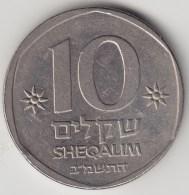 @Y@     Israel   10 Shekel          (3680) - Israel