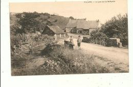 Falaen Pont Sur La Molignee - Onhaye
