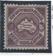 Nouvelle Galles Du Sud - N° 65 * - Neuf Avec Charnière - - Mint Stamps