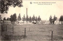 Lommel Verrerie De Stevensvennen / Revètements Vitrifles S.E.L. ( Zie BEIDE Scans ) - Lommel