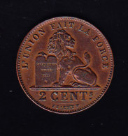 BELGIQUE MORIN N° 314 2ct 1914 Sale Mais UNC. (JB15) - 02. 2 Centimes