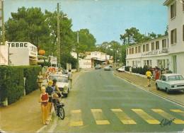 85  LA TRANCHE Sur MER -   VELOSOLEX ,  Peugeot 404    , L, Avenue Principale - La Tranche Sur Mer