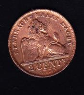 BELGIUM MORIN CAT N°309  SUP  1910  (AA10) - 02. 2 Centimes