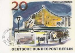 Berlin 1987 750J. Berlin 1v Maxicard (33573) - [5] Berlijn