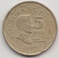 @Y@    Filippijnen   5 Piso  2009         (3690) - Filippijnen