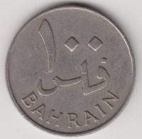 @Y@    Bahrain   100  Fils   1975       (3694) - Bahrein
