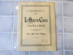 Les Maitres Du Clavecin Cahier 13 - Autres