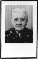Doodsprentje: PAELINCK Maria Leolpoldina. ° Aalst, 1881, + Gent, 1957. Weduwe Van Joris Marinus VAN CAUTER - Religion & Esotericism
