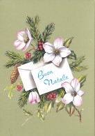 JOYEUX NOEL.NATALE.BUON NATALE.CARTOLINA.MERRY CHRISTMAS.5316 - Altri