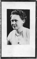 Doodsprentje: SANTENS Monique. ° Aalter, 1939, + Aalter, 1959. Dochter Van SANTENS-MATTHEEUWS - Religion & Esotericism