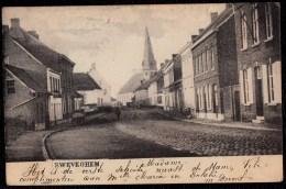 Sweveghem - Rue D'Ooteghem - ZWEVEGEM - Enkelcirkel Sweveghem En Moen Heestert Op Wapenschild - Zwevegem