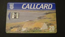 Ireland - Telecom Eireann - 1991 - 20 U - Eir:1023 - Used - Look Scans - Irlanda