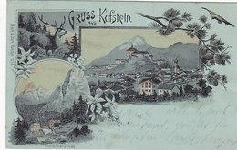 Gruss Aus Kufstein - Litho - 1899     (PA-5-101018) - Austria