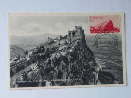 1948 5 Lire ESPRESSO - San Marino