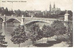 BASEL - Wettsteinbrücke Mit Münster - BL Bâle-Campagne