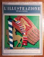 L'Illustrazione Italiana. Anno LXI. N. 19. La Mostra Internazionale Del Ritratto Dell'800 Alla Biennale Di Venezia. 1934 - Livres, BD, Revues