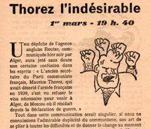 Libro  Fascicule N°4 Fev Mars 1944 EDITORIAUX Radio Par Philippe HENRIOT Secrétaire D'état Propagande ( Pétain ) - Politique