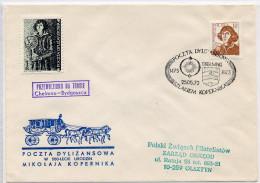 POLSKA - Niccolò COPERNICO - Mikołaj Kopernik - Nicolaus Copernicus - Astronomie