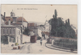 Gex - Rue Des Terreaux Avec Tram     (PA-5-101018) - Gex