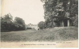 NEAUPHLE-LE-VIEUX-L'ABBAYE-COTE DU PARC-EN 1913- - Neauphle Le Chateau