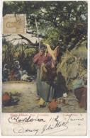 Cpa Argentine  Argentina - Gran Chaco - Joven Toba    ((S.852)) - Argentine