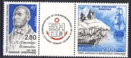TAAF 1994 Trittico N. 193A MNH Catalogo € 13,20 - Terre Australi E Antartiche Francesi (TAAF)