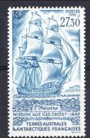 TAAF 1995 N. 202 F. 27,30 MNH Catalogo € 13 - Terre Australi E Antartiche Francesi (TAAF)