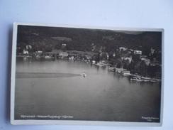 Pörtschach - Kärnten // Wasserflugzeug (Fliegeraufnahme) 1935 - Pörtschach