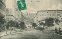 Corse - Bastia - Avenue Carnot (pas Courante) - Bastia