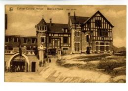 A 18667   -   Braine-l'Alleud  -  Collège Cardinal Mercier  -  Aile Gauche - Schools