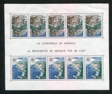 MONACO- B.F Y&T N°14- Neuf Sans Charnière ** - Blocs