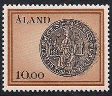 Aland  1984 Coin 10.00 Mi 6 MNH(**) - Ålandinseln